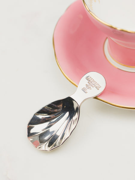 Mariage Frères Silverplated Tea Scoop