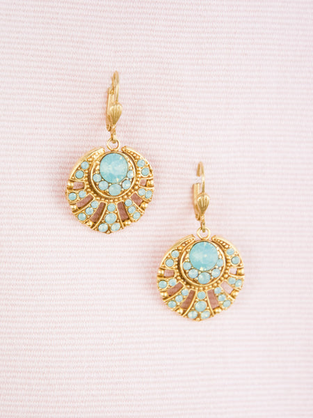 Marquise Sunrise Earrings