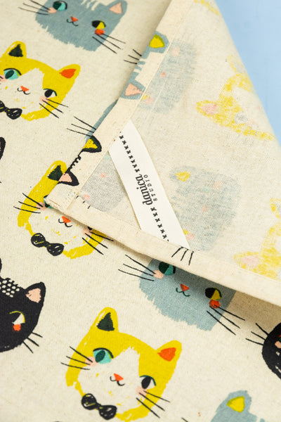 Meow Meow Kitty Tea Towel Set