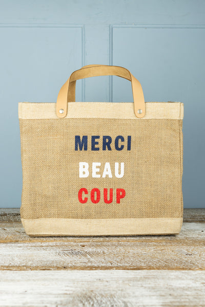 Merci Beaucoup Lunch Tote