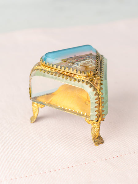 Belle Epoque Metz France Jewelry Box