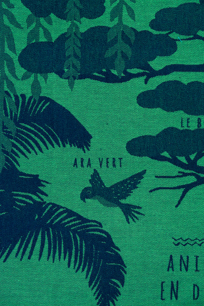 Moutet Jungle Tea Towel