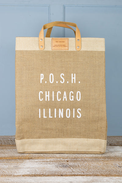 P.O.S.H. Market Bag - Short Handle