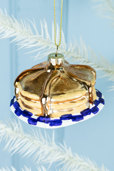 Pancake Short Stack Ornament