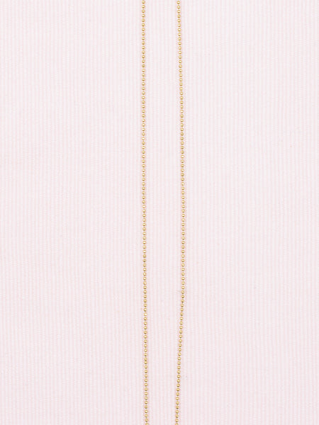 Petite Pearl Drop Beaded Necklace