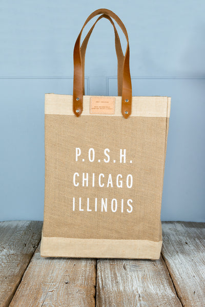 P.O.S.H. Tote - Long Handle