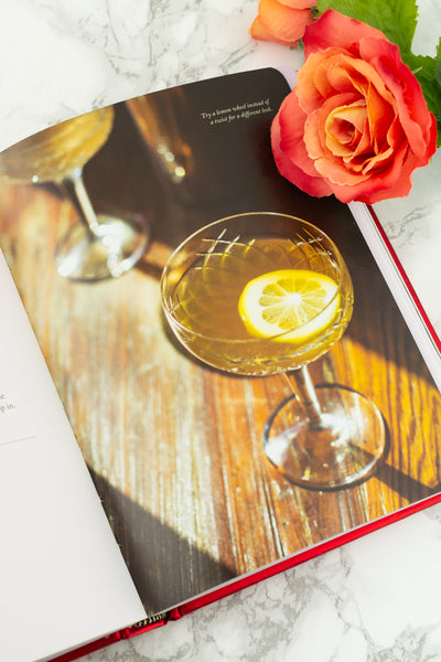 Romantic Cocktails: Craft Cocktail Recipes for Couples, Crushes and Star-Crossed Lovers