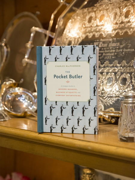 The Pocket Butler Book