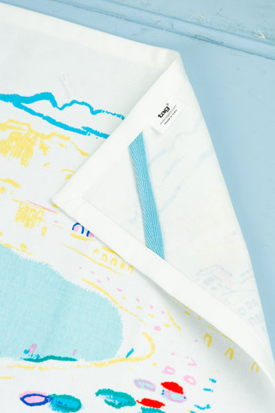 50% OFF! Amalfi Umbrella Tea Towel