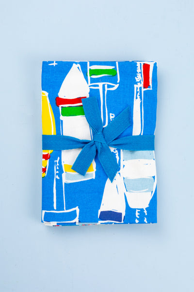 75% OFF! Oh Buoy! Tea Towels - Set of 2