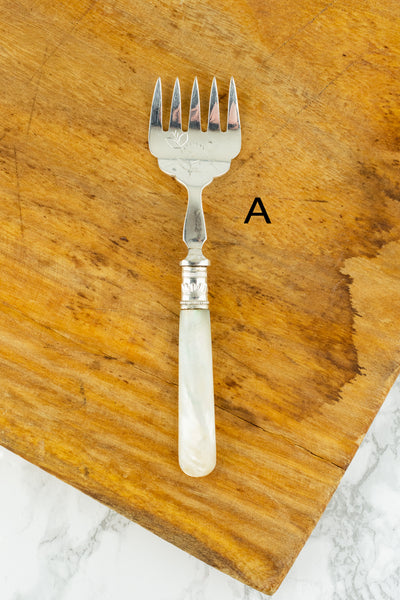 Victorian Mother-of-Pearl Fork