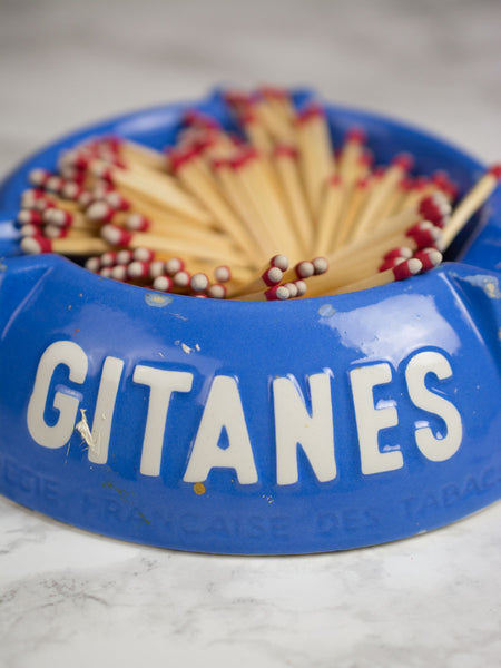 Vintage Gitanes Ashtray