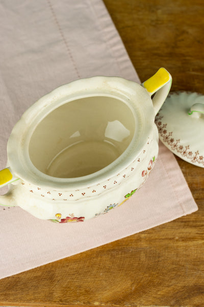 Vintage Royal Doulton Cream and Sugar Set