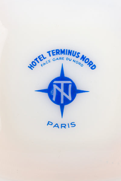 Vintage Hotel Terminus Nord Ashtray