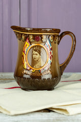 Vintage Queen Elizabeth II 1953 Coronation Pitcher