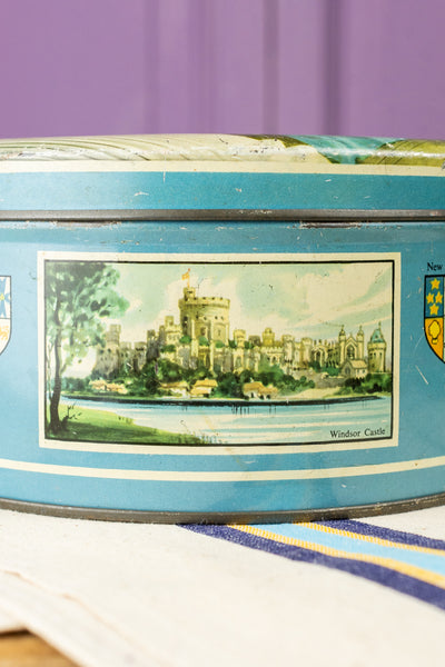 Queen Elizabeth II 1953 Coronation Biscuit Tin