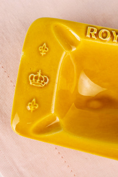Vintage Royale Longue Ashtray
