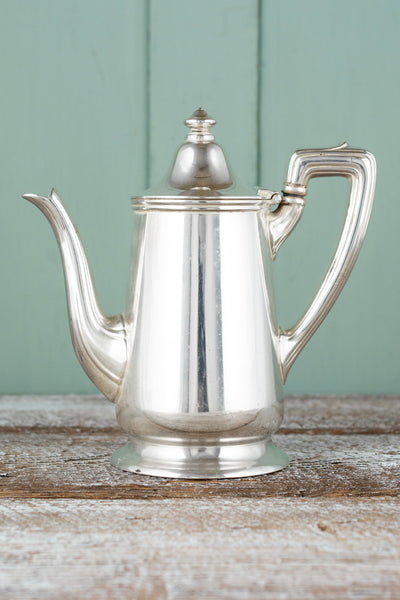 Vintage Silverplate Chilton Club Coffee Pot