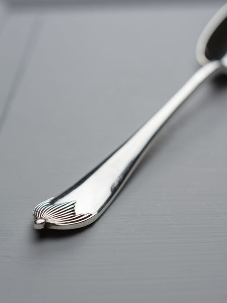 Vintage Hotel Flatware - Serving Spoon
