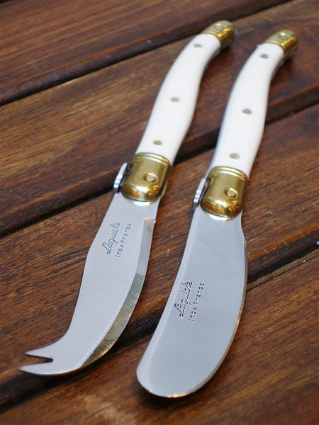 Laguiole Cheese Knife & Spreader Set
