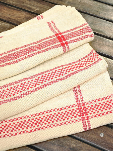French Dish Towels - Set of 3
