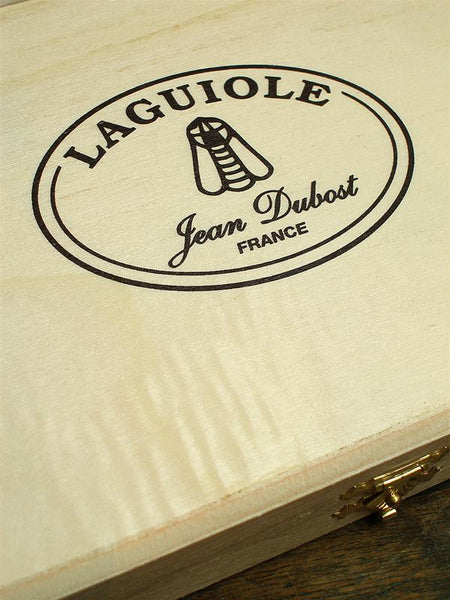 Laguiole Steak Knives, Stainless Steel - Set of 6