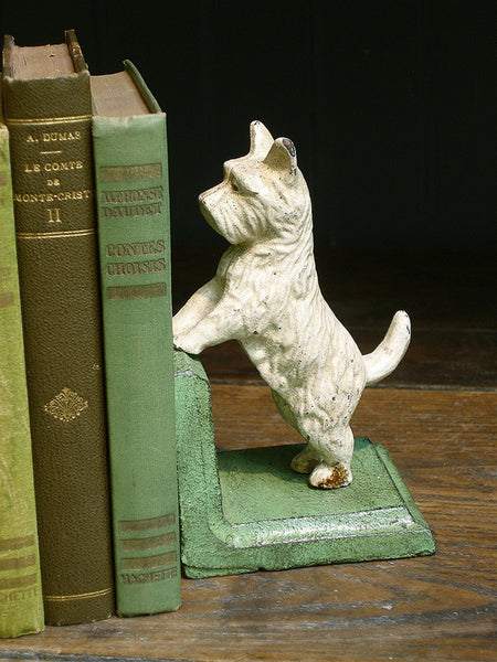 Pair of Westie Bookends