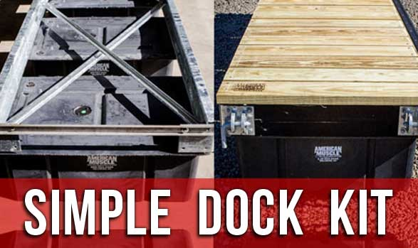 Boat Docks Dock Building Parts Hardware American