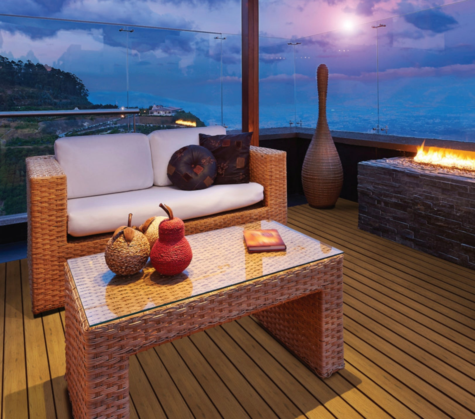 Boat Dock Decking