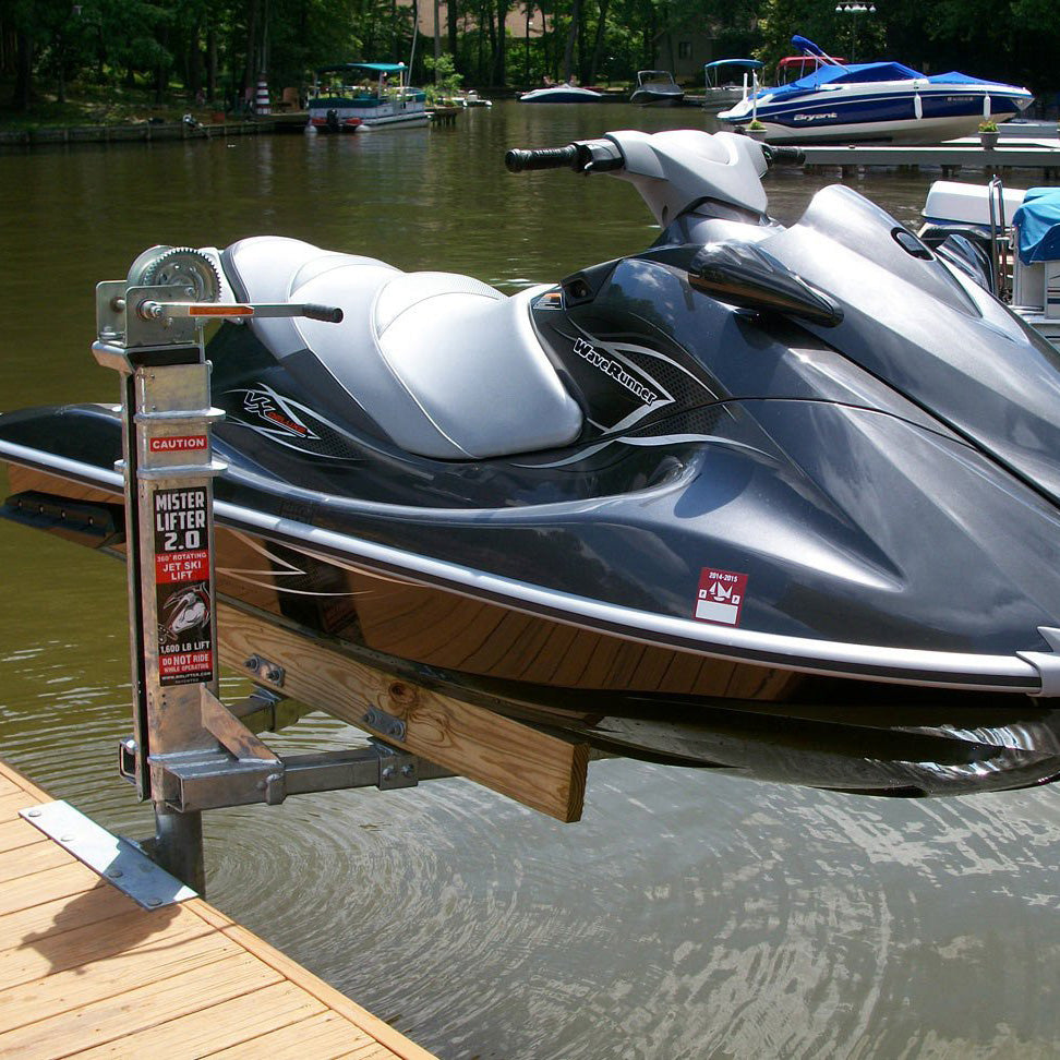 Mr Lifter Jet Ski Lift Boat Dock