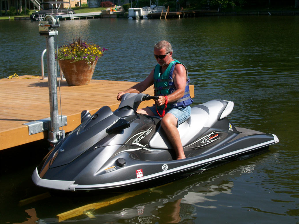 Jet Ski Lifts For Sale >> Mr Lifter Jet Ski Lift American Muscle Docks Fabrication