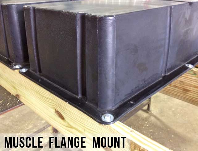Float Drums | American Muscle Docks & Fabrication