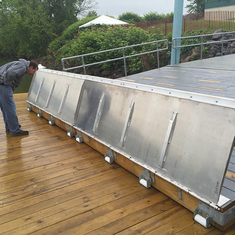Boat Dock Gangways Ramps Aluminum