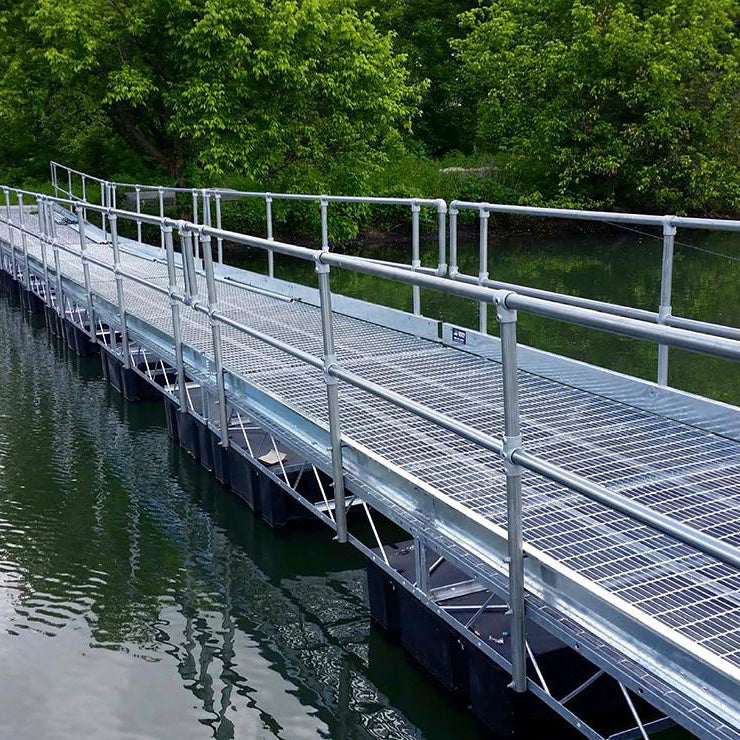 Steel Truss Boat Docks Builder Hardware Supplier