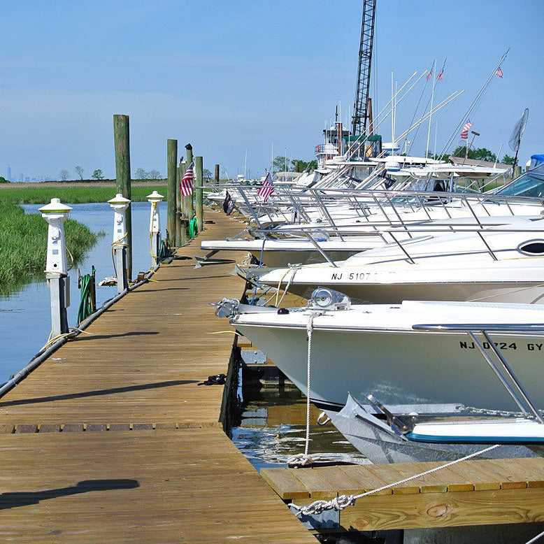 Boat Docks Wood Dock Builder Hardware Supplier