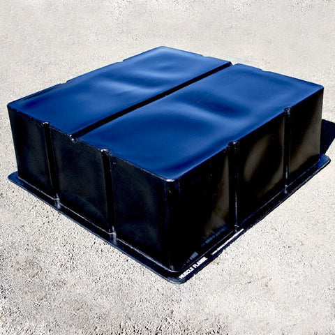 4' X 4' Muscle Flange™ Float