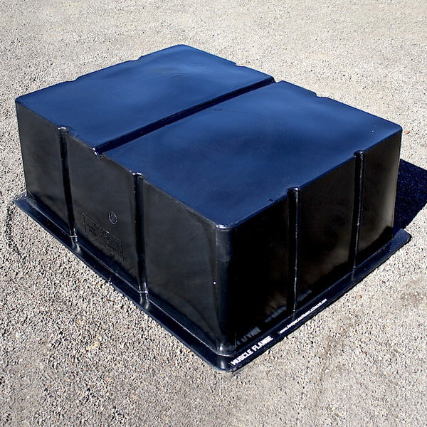 3' X 4' Muscle Flange™ Float
