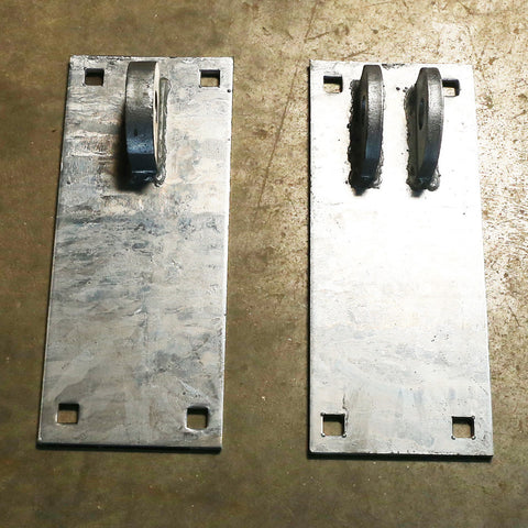 Truss Hinge Connector Plates