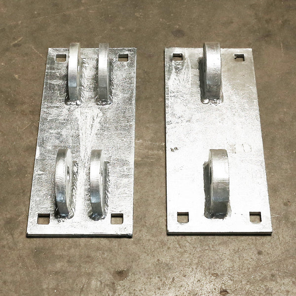 Hinge Connector Plates - Double