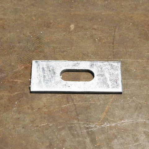Washer Plate - Slotted