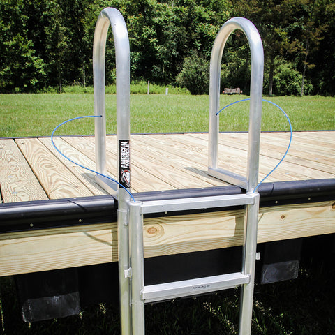 Retractable Lift Ladder