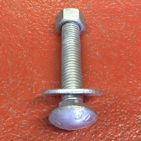 HDG Carriage Bolt Set