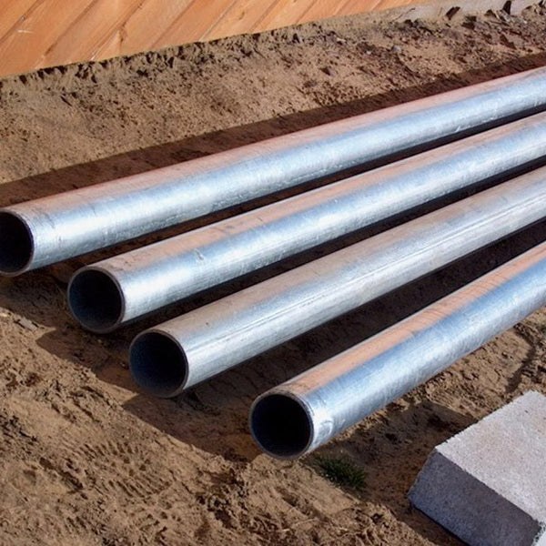 Image result for galvanised pipe