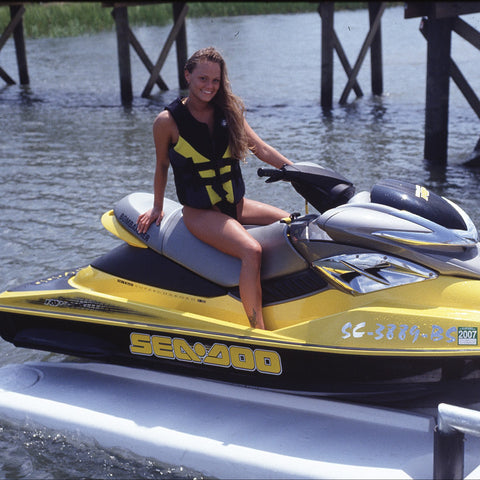 Standard Jet-T Jet-Ski Ride On Dock