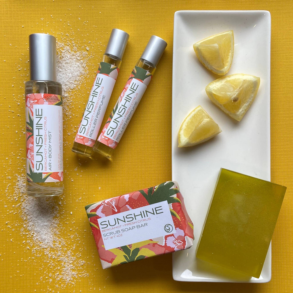 Sunshine Roller Perfume or soap