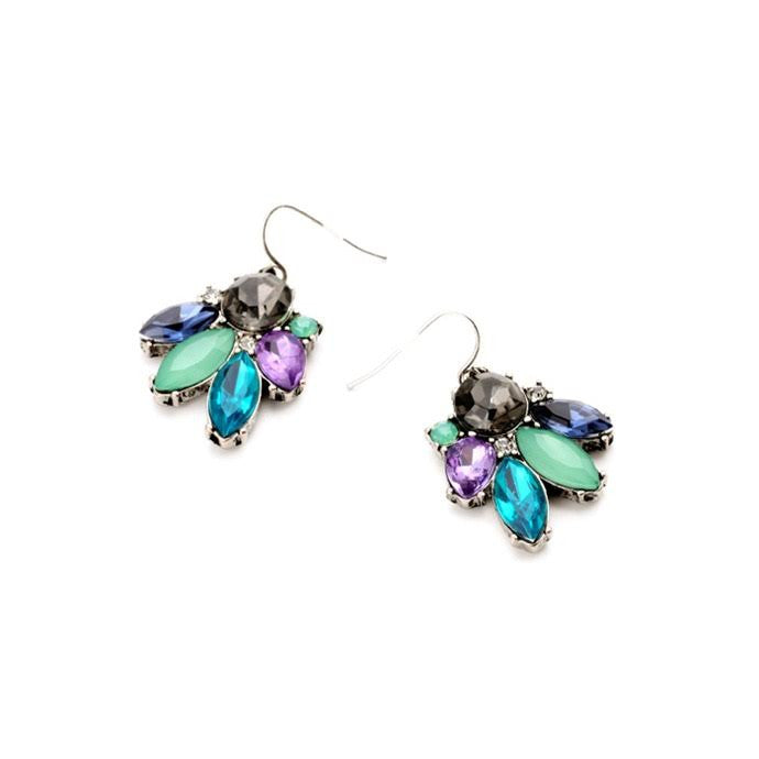 Smoldering Earrings