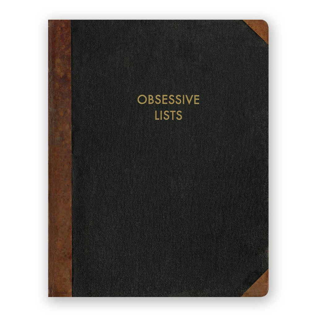 Obsessive Journal - Large