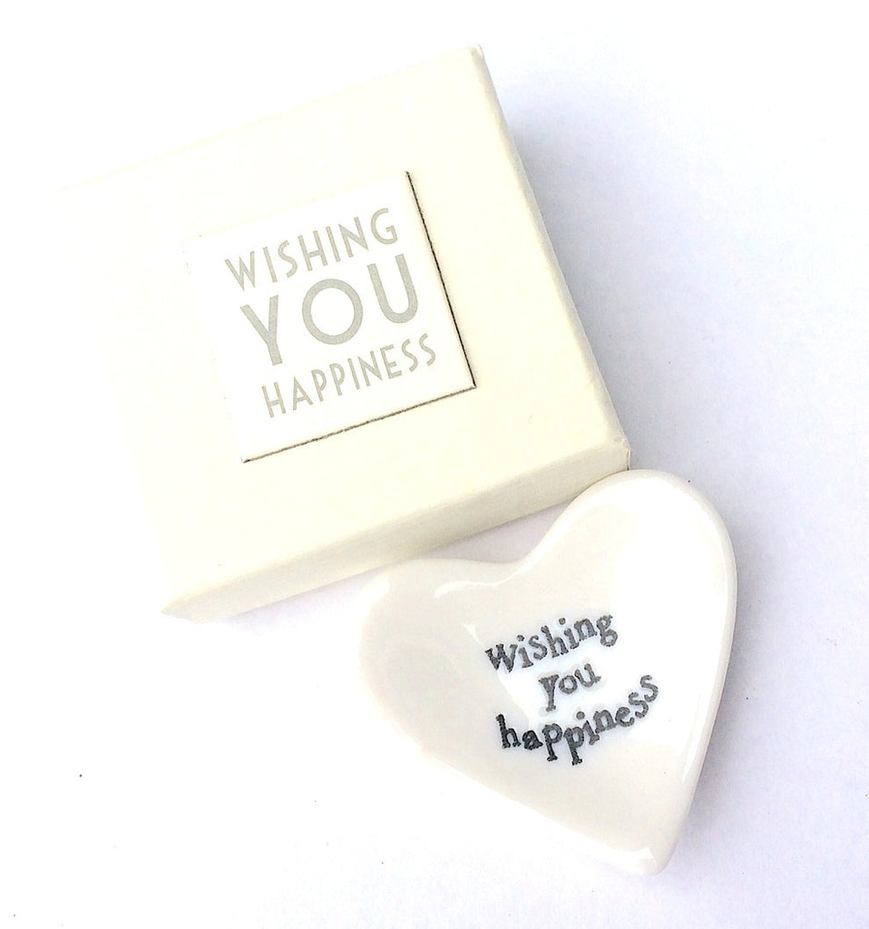 Porcelain Keepsakes Happiness