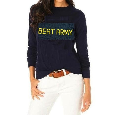 BEAT ARMY sweater