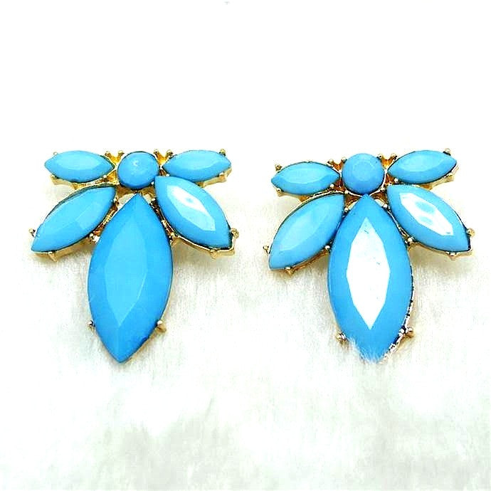 Deco flower Earrings
